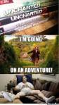 I'm Going on an Adventure meme