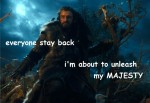 Thorin Majesty meme